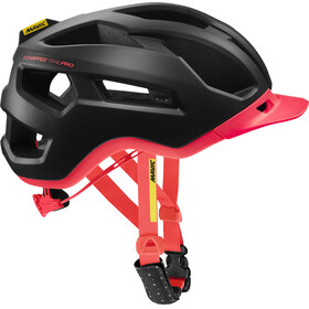 Mavic Echappée Trail Pro Helmet Women Pirate Black/Fiery Coral